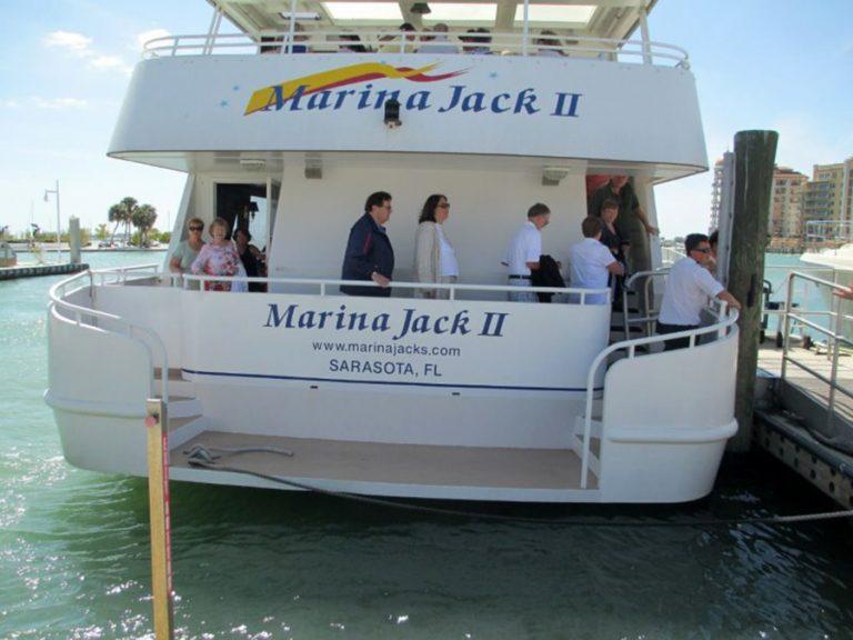 Marina Jack II Cruise