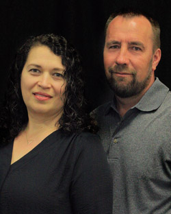 Pastors Vitaliy Osipov and Olga Osipova