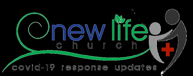 New Life Church logo: void-19 response updates