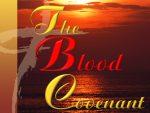 Завет крови (океан закат фон)