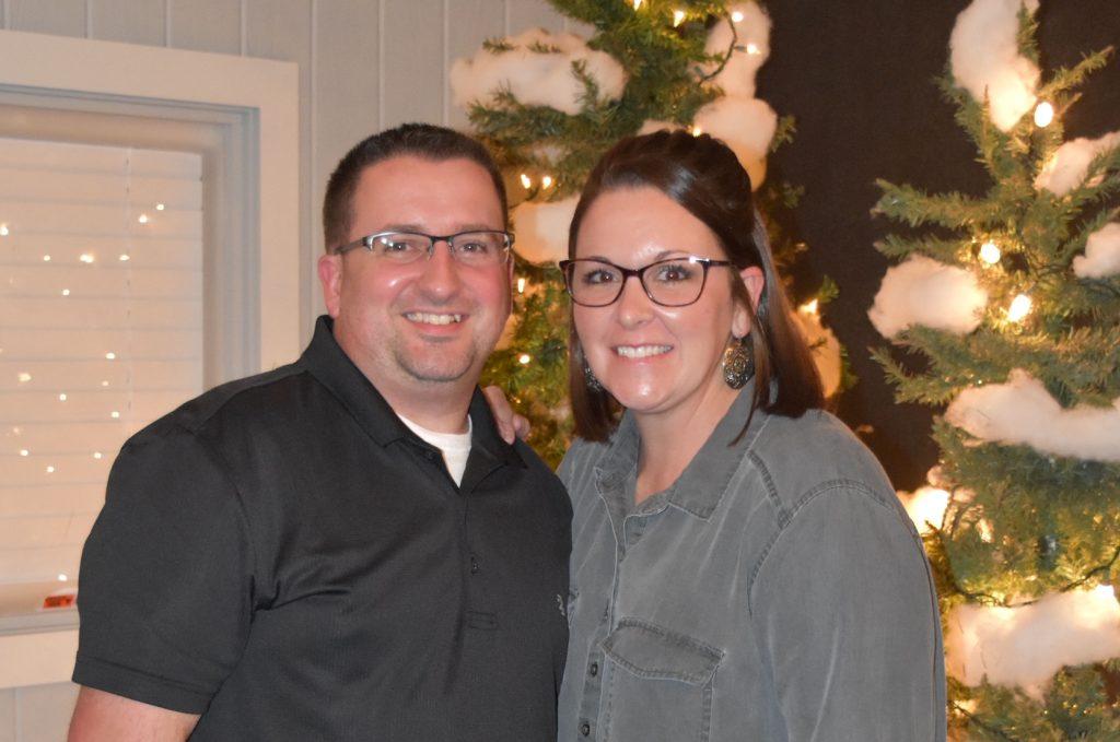 Pastor Jeremy and Jessie